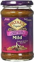 Pataks Mild Curry Paste 10 Oz