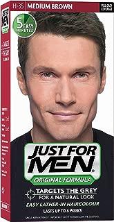 Just For Men Hair Colouring Kit Original Formula, Medium Brown H35