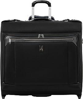 Travelpro Maleta Portatrajes 2 Ruedas 61x62x27 cm Blanda y Resistente con Candado TSA 95 litros Equipaje Grande de Viaje Avión Nailon Platinum Elite Color Negro Garantía 10 Años
