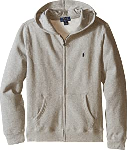 Polo Ralph Lauren Kids Collection Fleece Full-Zip Hoodie (Big Kids)