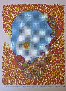 Acid Mothers Temple - Live in San Francisco 2006 - Concert Tour Poster - 10