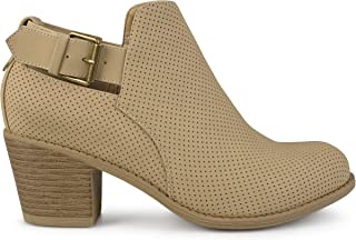 Brinley Co Women's Analee Ankle Boot