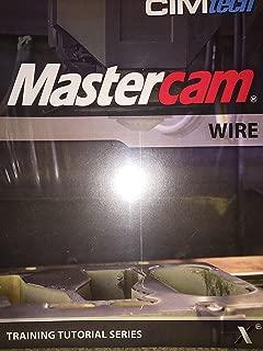 Mastercam X6 Wire Training Tutorial