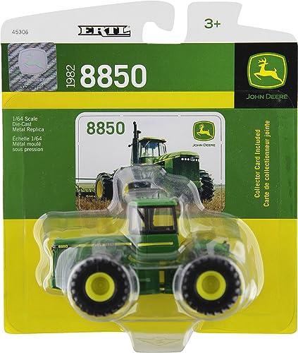 Ertl John Deere 8850 Tractor, 1 64 Scale