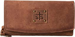 STS Ranchwear - The Baroness Tri-Fold Wallet