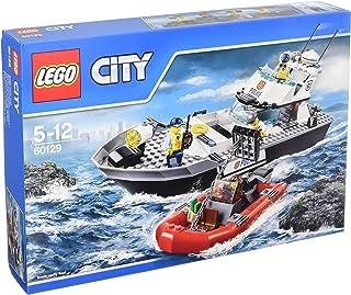 LEGO - Barco patrulla de la policía, multicolor