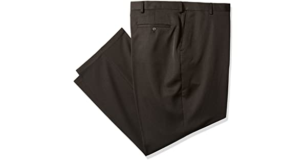 Haggar Mens Tall Big /& Tall Travel Performance Heather Expandable Classic Fit Suit Separate Pant Haggar Men/'s Tailored HY90276
