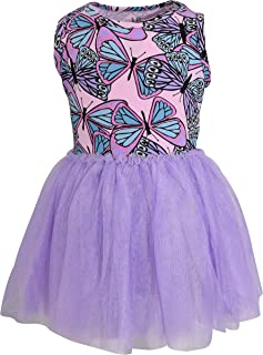 Unique Baby Girls Summer Butterfly Dress with Tutu