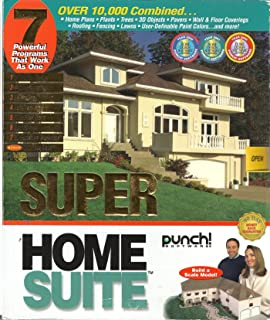 super home suite punch software