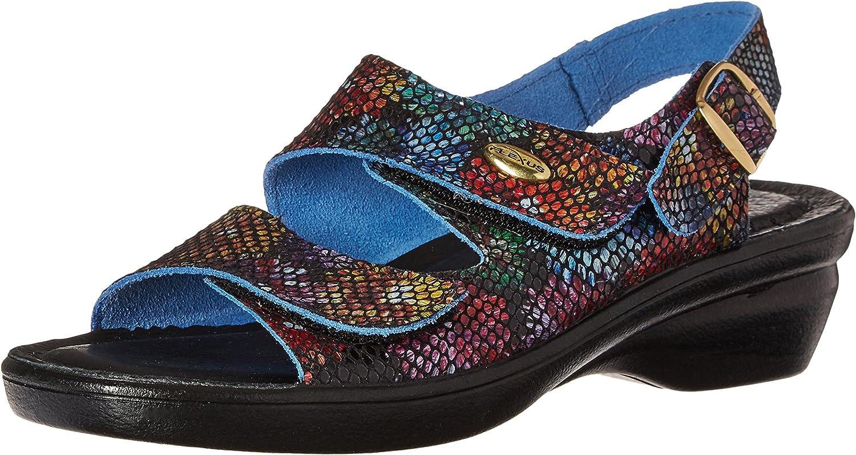 Spring Step Womens Delice Slide Sandal