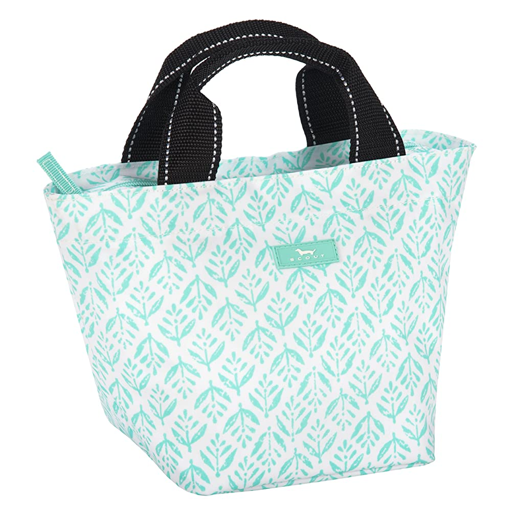SCOUT Little Tripper Small & Lightweight Everyday Accessory Tote Bag, Interior Pocket, Water Resistant, Zips Closed