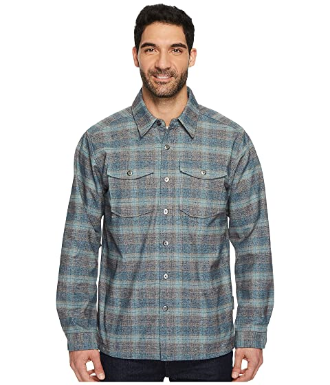 ExOfficio Plaid Bruxburn Shirt Long Sleeve rUrxw8