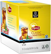 k cup iced tea unsweetened