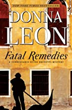 Fatal Remedies (Commissario Brunetti Book 8)