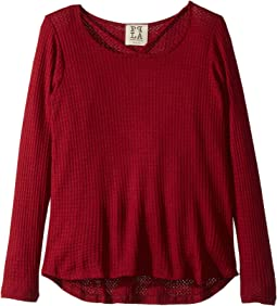 People's Project LA Kids - Rhiannon Knit Top (Big Kids)