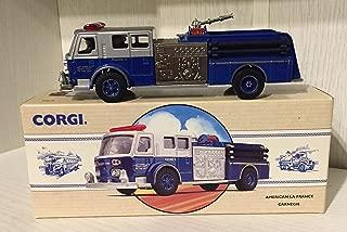 Corgi 1/50 Scale Model Fire Engine 97323 - American La France - Carnegie