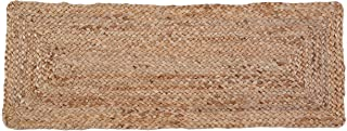 Life By Cotton Jute Braided Table Runner,Farmhouse Table Runner,Lace Table Runner,Home Decor Table runner-13 x 36 - Natural