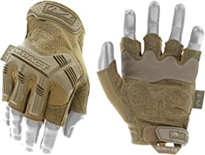 Mechanix M-Pact Coyote vingerloze handschoenen, maat: L, bruin, MFL-72-010