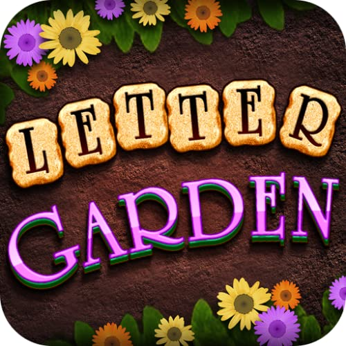 Letter Garden word search
