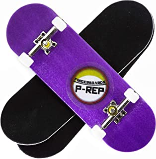 P-REP Starter Complete Wooden Fingerboard 30mm x 100mm (Purple)