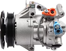 ECCPP Replacement for fits Scion xA xB1.5L A/C Compressor w/Cluth 2004-2006 2005 (10361451)-275891