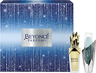 Beyonce, Rise and Pulse, Women's 2 Piece Perfume Gift Set, Total Retail Value $62.00