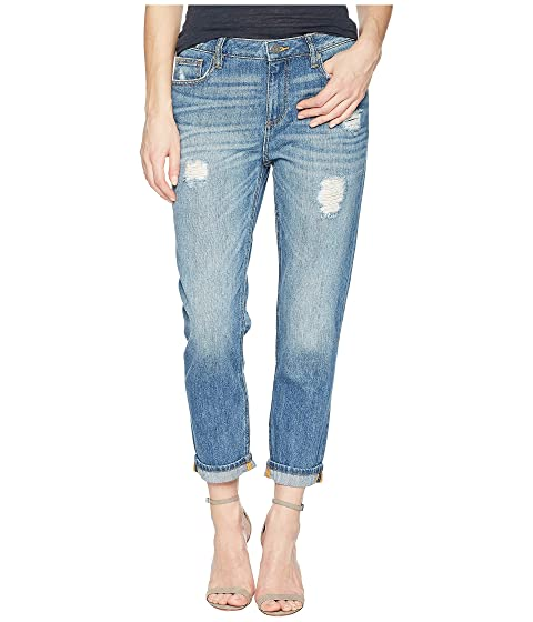 MISS ME Boyfriend Jeans In Medium, Medium