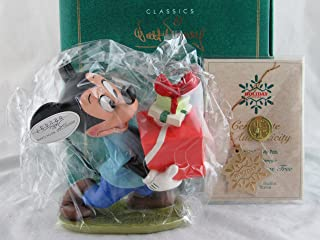 Pluto's Christmas Tree, Mickey's PRESENTS FOR MY PALS, WDCC