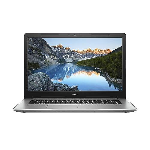 "Dell Inspiron 17-5770 Ordinateur Portable 17,3"" Full HD Argent (Intel Core i7, 8Go de RAM, Disque Dur 1To, UMA, Windows 10 Home) Clavier AZERTY Français"