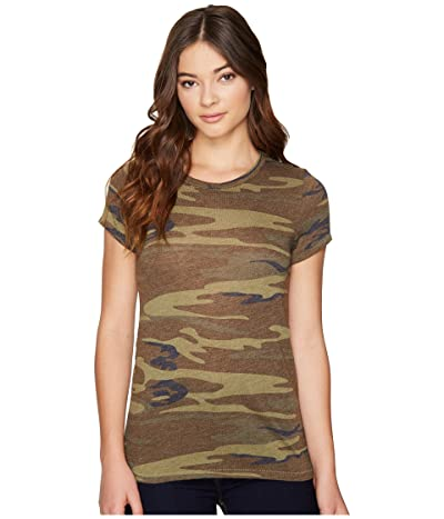 Alternative Ideal Tee (Camo) Women