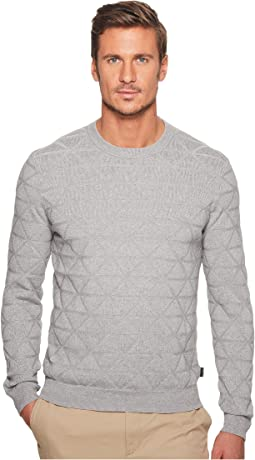 Ted Baker - Matcha Interest Crew Sweater