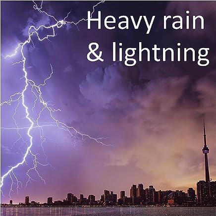 Amazon com: Rain Sounds & Nature Sounds & Heavy Rain Sounds