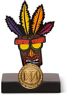 PowerA PowerA Heavy Metal Crash Bandicoot Statue - Aku Aku