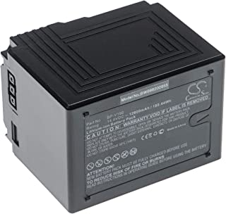12800mAh One VINTRONS Battery for RED Epic Scarlet Dragon,