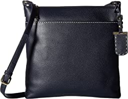 Tommy Hilfiger Julia Pebble Leather Crossbody