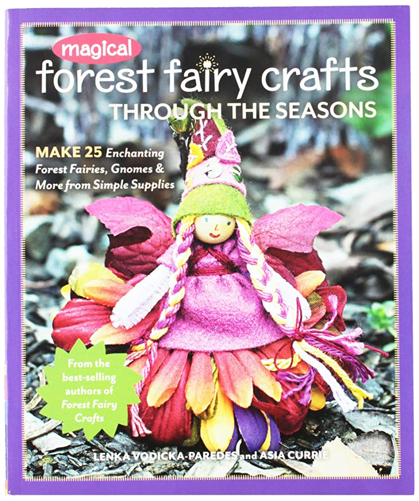 Fun Stitch Studio an Imprint of C & T Publishing 11304 Magical Forest Fairy Crafts Bk