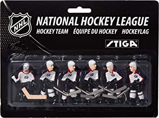 NHL Columbus Blue Jackets Table Top Hockey Game Players Team Pack