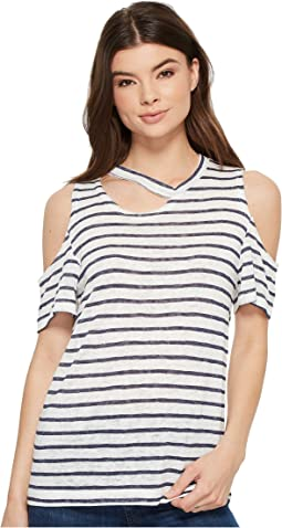 LNA - Avalanche Striped Tee