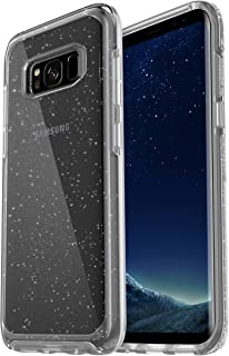 OtterBox Symmetry Series Clear Case for Samsung Galaxy S8 Plus - Stardust, 77-54665