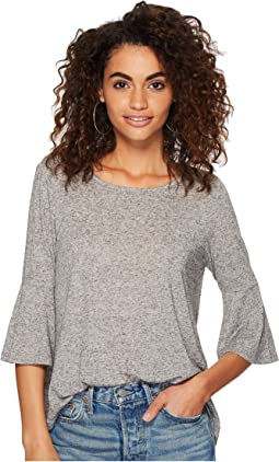 Jack by BB Dakota - Delle Linen Blend Jersey Top