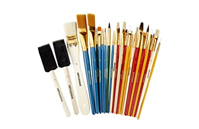 sports shoes efd36 e0f53 Best paint brushes for crafts