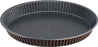Tefal J5548402 Perfect Bake 30 cm Yuvarlak Tart Kabı - 2100111156, Siyah