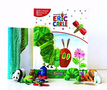 Eric Carle My Busy Book