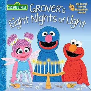 Grover's Eight Nights of Light (Sesame Street) (Pictureback(R))