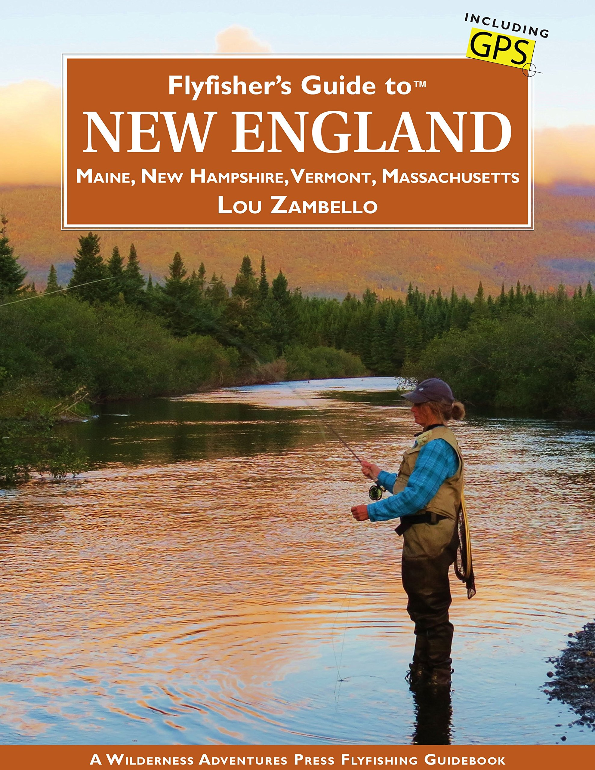 Download Flyfisher's Guide To New England 