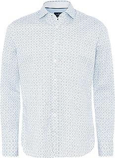Hackett London Gingham Multi Twill Camisa para Hombre