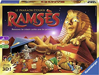Ravensburger – 26717 – Ramsès Game