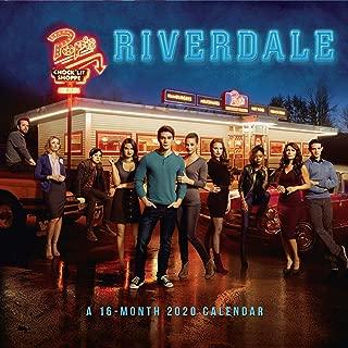 Riverdale 2020 Calendar - Official Square Wall Format Calendar