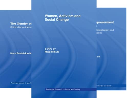 Routledge Research in Gender and Society (49 Book Series)