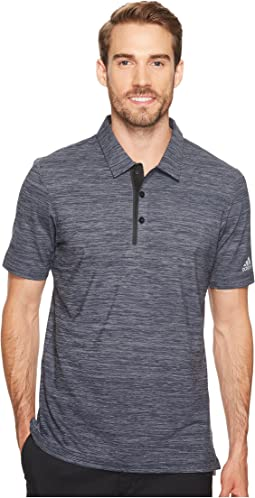 Gradient Heather Jersey Polo